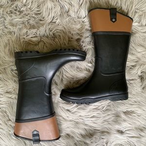 BRAND NEW WOT Sperry Rain Boots